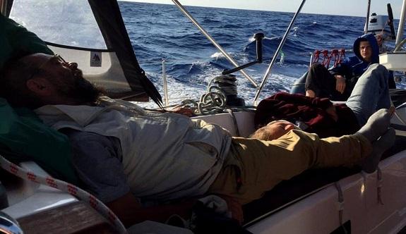 الصهاينية ينشررون رسالة وجهوها إلى ركاب سفينة من سفن أسطول الحرية3