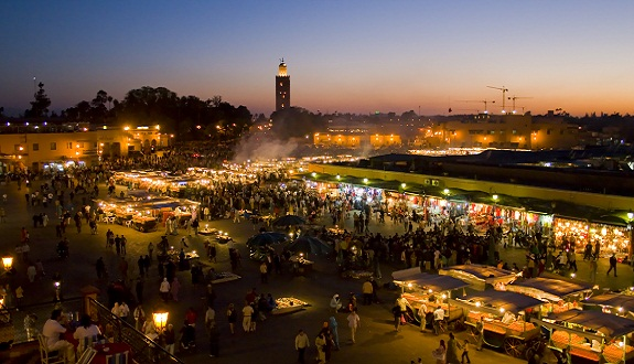 الإيسيسكو تدين الحملة الإشهارية التي تربط ساحة جامع الفنا بتسمم غذائي