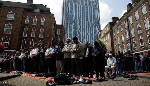 بريطانيا: الإسلام أسرع الأديان انتشارا وعدد المسلمين يتخطى حاجز الـ3 ملايين