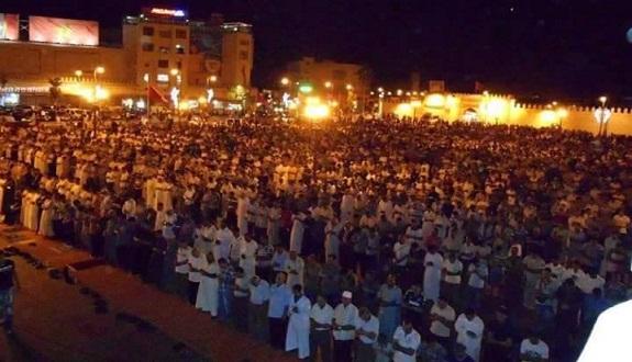من مصليات ومساجد ربوع المغرب: مصلى سيدي عبد الوهاب بوجدة (ح1)