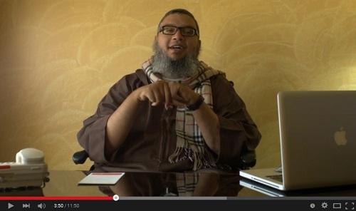 الشيخ حماد القباج يرد على فيلم عيوش وينصح الممثلة أبيضار ويحذر من الانزلاق نحو العنف