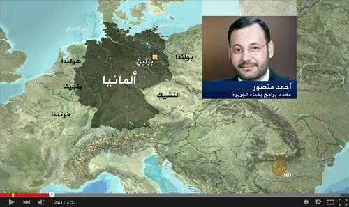 الإعلامي أحمد منصور يروي تفاصيل عملية توقيفه في مطار برلين