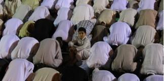 المسلمون هم الأصغر سنا في العالم