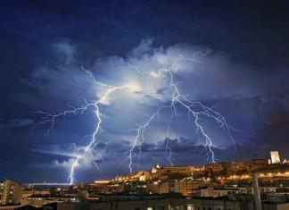 نشرة إنذارية تحذر من عواصف رعدية في بعض مناطق المملكة