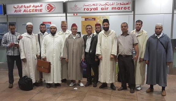 هكذا تم توزيع 422 إماما وواعظا أرسلتهم وزارة الأوقاف إلى أوروبا وكندا خلال شهر رمضان