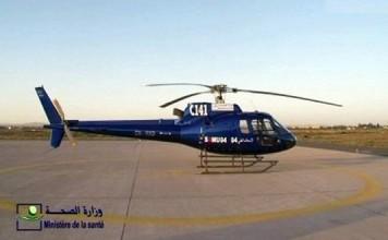 وزارة الصحة تنفي نقل مواطنة بالمروحية الطبية مقابل 3000 درهم