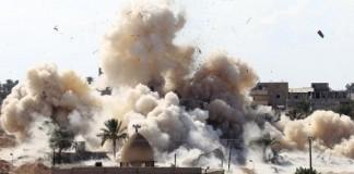 الجيش المصري يحول أرض الفيروز لمدينة أشباح