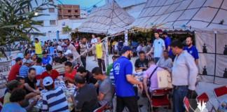 جمعيتا الفجر وإحسان بالحسيمة تفطران أكثر من 8000 صائم منذ بداية رمضان