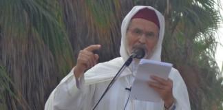 الشيخ مصطفى الموهري الذي تم توقيفه يوم الجمعة، يوصي بالحرص على الفرائض والواجبات، والسنن والمستحبات