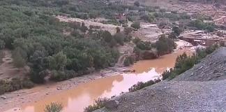 انتشال ثلاثة جثت من بين ضحايا فيضانات واد آلفت بإقليم أزيلال