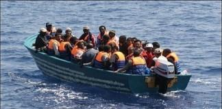 فقدان أثر قارب يقل 56 مهاجرا في مضيق جبل طارق