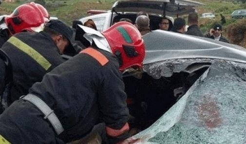 سيارة تقتل رجلا وتحوله إلى أشلاء بالطريق السيار بالخميسات