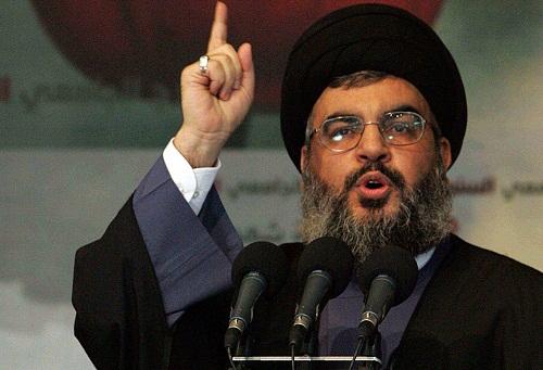 فيديو.. حسن نصر الله يعترف أنه عميل لإيران وأنه مستعد وجيشه للدفاع عنها إذا أعلنت عليها الحرب