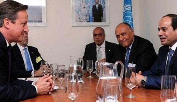 منظمة حقوقية تكشف تفاصيل صفقة أسلحة بريطانية لمصر