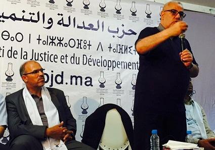 بالفيديو.. من مدينة سلا بنكيران يعلن انطلاق حملة المصباح