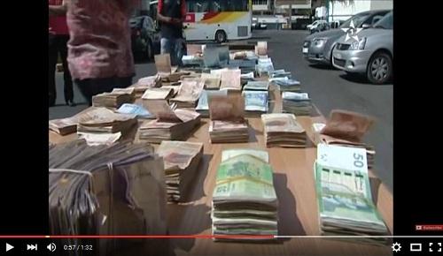 إعادة ثمثيل جريمة سرقة مبلغ 2,5 مليون درهم بالبيضاء