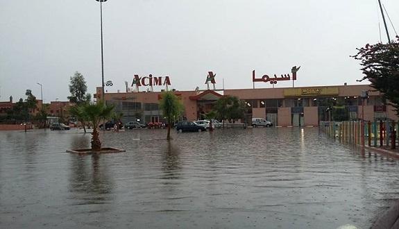 الشقيري الديني: رسائل مخلفات الأمطار العاصفية التي شهدتها بعض المدن