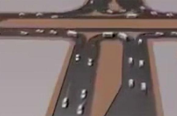 مهندس يبتكر طريقة بدون استخدام الإشارات الضوئية في الشوارع