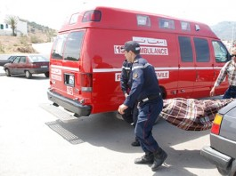 مصرع شخصين وإصابة ثمانية آخرين في حادثة سير بالخميسات