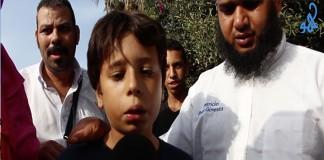 طفل: «الصحراء مغربية وديما غادي تبقى مغربية»