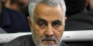 إيران تكشف عن رسالة من الاستخبارات الأمريكية لقاسم سليماني