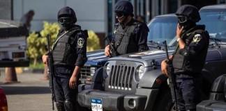 """""""الداخلية المصرية"""": مقتل 11 مسلحا في تبادل لإطلاق النار بالإسماعيلية"""