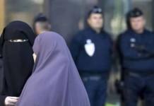 مظاهرة في فيينا ضد دعوة حظر الحجاب في الدوائر الرسمية