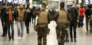 عاجل.. منفذ هجوم بروكسيل مغربي