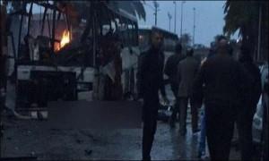 المغرب يدين بشدة العمل الإرهابي الشنيع الذي استهدف حافلة للحرس الرئاسي بتونس
