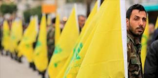 """فيديو..""""حزب الله"""" يحول مطار بيروت إلى """"ترانزيت"""" للميليشيات الإيرانية"""