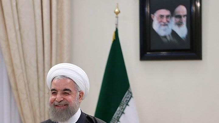 """قال الرئيس الإيراني حسن روحاني، السبت، إن """"بلاده لن تستمر بمفردها في الاتفاق النووي، وعلى الأطراف الأخرى المساهمة في حمايته""""."""