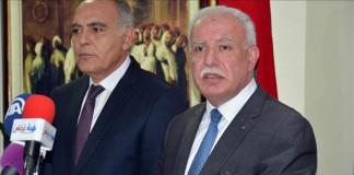 المغرب وفلسطين تتفقان على إنشاء لجنة مشتركة للتعاون بينهما