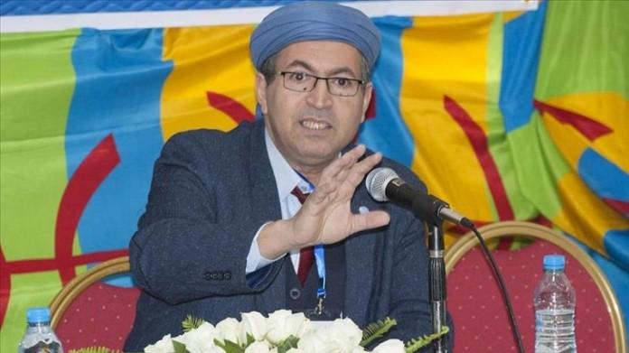 مهزلة.. رئيس التجمع العالمي الأمازيغي ينجح في جر العثماني للقضاء بسبب عبارة