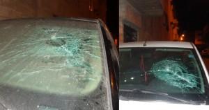 مجرم سيدي موسى بسلا يكسر أزيد من 50 سيارة وواجهة محل قبل أن يلقى القبض عليه