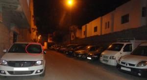 مجرم يعربد بسيفه ويكسر زجاج أزيد من ثلاثين سيارة بحي سيدي موسى بسلا