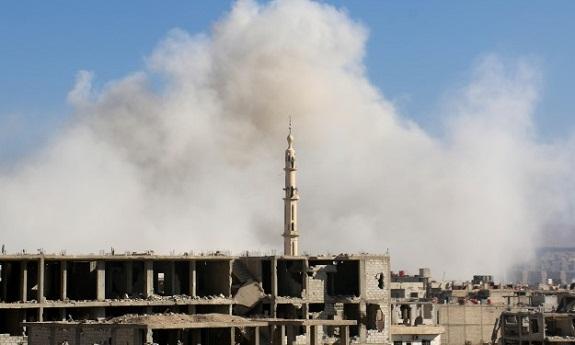 90% من الهجمات الروسية استهدفت المعارضة السورية المعتدلة وليس تنظيم «داعش»