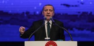 أردوغان: وجدنا أسلحة روسية مع عناصر العمال الكردستاني ولن يثنينا إرهابكم