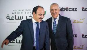 المجموعة الإعلامية لإلياس العمري تنطلق على إيقاع الفضيحة