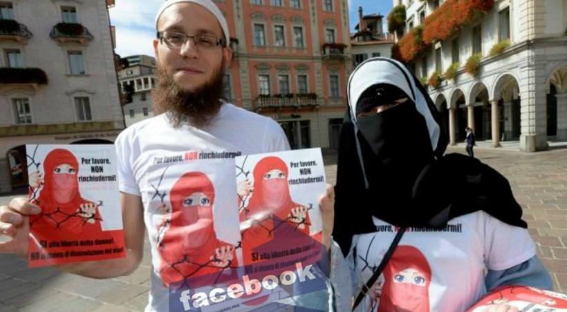 الداعية السويسرية نورا إيلي تصرح على قناة ألمانية تفتخر بأنها غربية مسلمة محجبة
