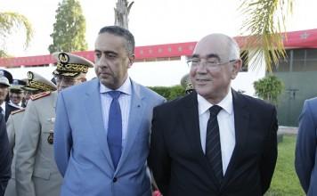 مباحثات مغربية بريطانية حول التعاون الأمني
