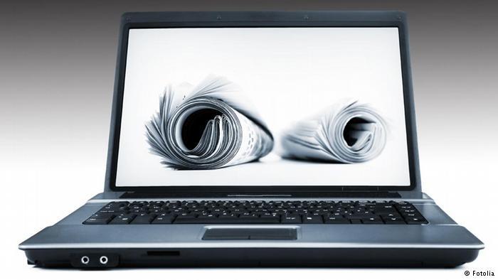 372 صحيفة إلكترونية تلائم وضعيتها القانونية