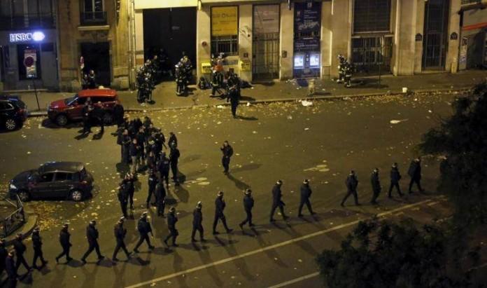 اعتقال الشخص الذي اندفع بسيارة صوب جنود فرنسيين