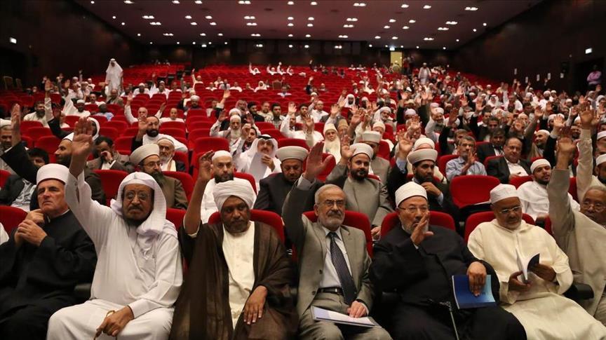 """""""اتحاد علماء المسلمين"""" يدعو لهبة شعبية ردا على اعتراف ترامب بالقدس عاصمة لإسرائيل"""