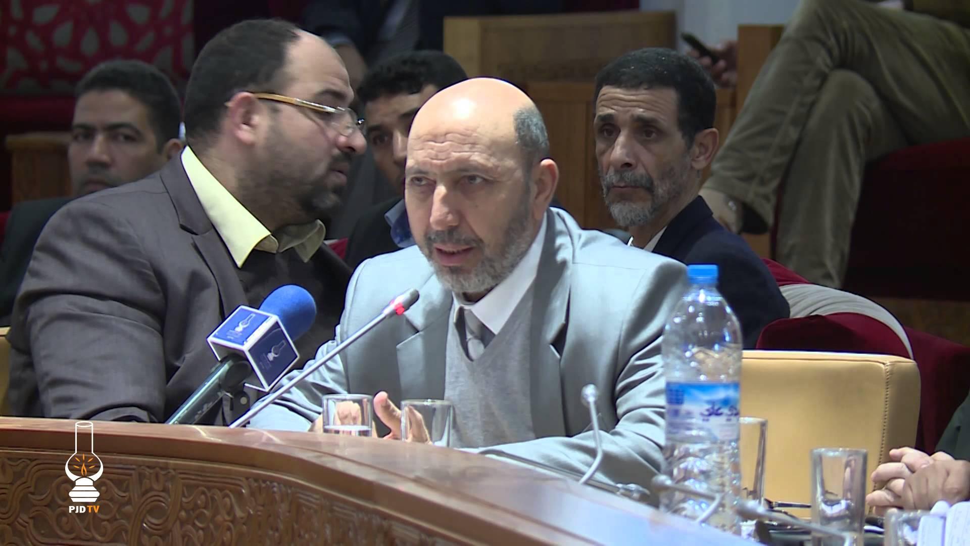 عمدة مراكش يتحدث عن هروبه من شرطة المرور بعد ارتكابه مخالفة
