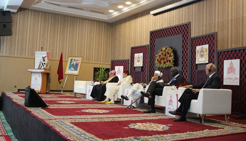 انطلاق مؤتمر إعلان مراكش: «حقوق الأقليات الدينية في الديار الإسلامية، الإطار الشرعي والدعوة إلى المبادرة»