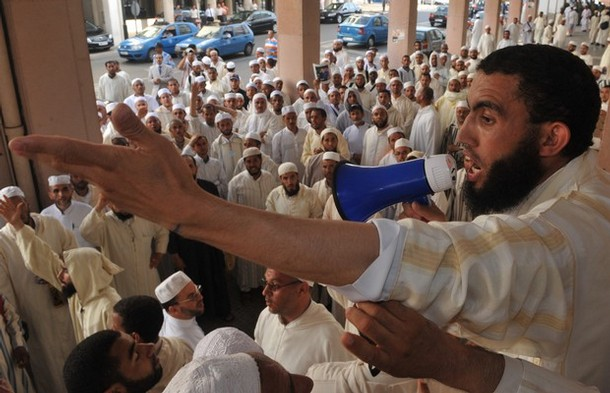 مؤسسة محمد السادس للقيمين الدينيين، من المستفيد منها؟؟!! - هوية بريس