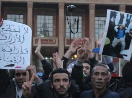 التنسيقية الوطنية للأساتذة المتدربين تنظم وقفة أمام البرلمان الأحد 21 يناير لمساندة زملائهم المرسبين والمطالبة بتسوية وضعيتهم الإدارية