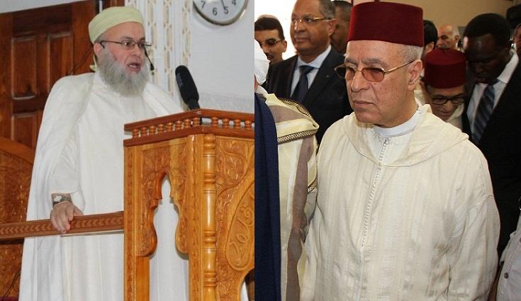 الوزير يأمر بتوقيف الشيخ يحيى المدغري عن الخطابة بعد «ضجة» زلزال الريف