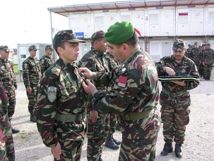 الجيش المغربي من أقوى الجيوش على المستوى العربي والعالمي