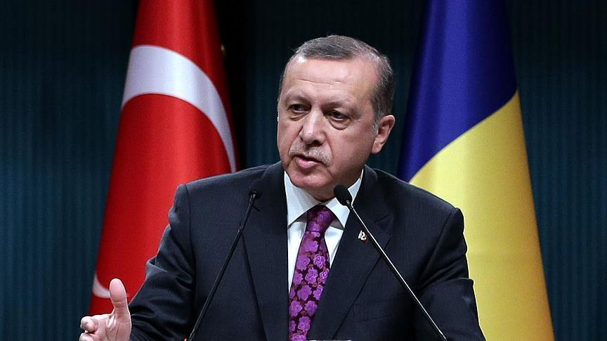 أردوغان يفتتح أول مجمع إسلامي تركي بأميركا